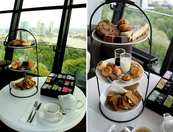 high tea Euromast