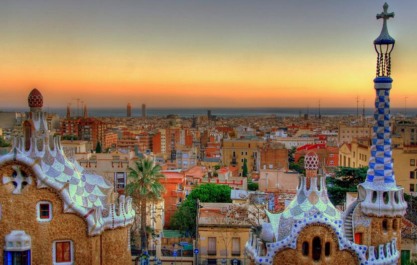 Stedentrip aanbieding Barcelona