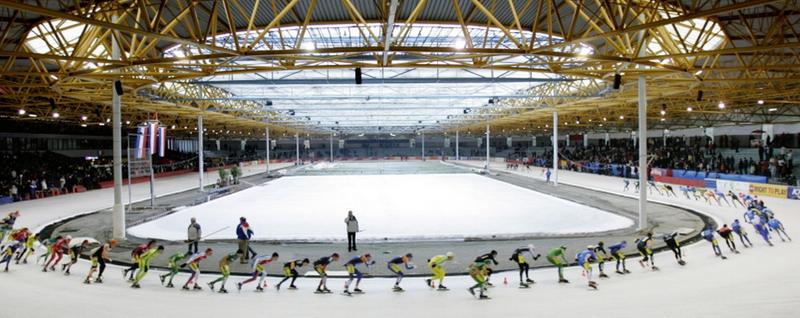 De uithof aanbieding schaatsen