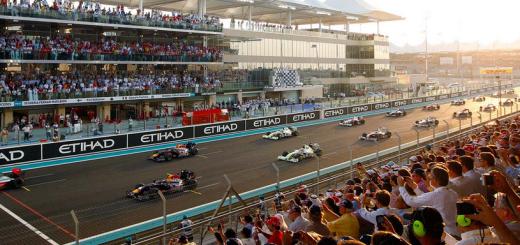 Formule 1 reis aanbieding